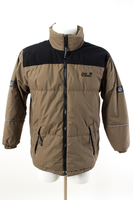 Details zu Jack Wolfskin Jungen Winter Jacke Gr. 12 13 164 Daunenjacke Down Jacket Puffer