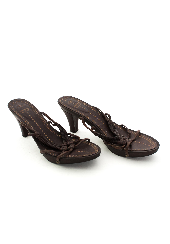 STRENESSE BLUE Sandalen Gr. EU 40 Damen Schuhe High Heels