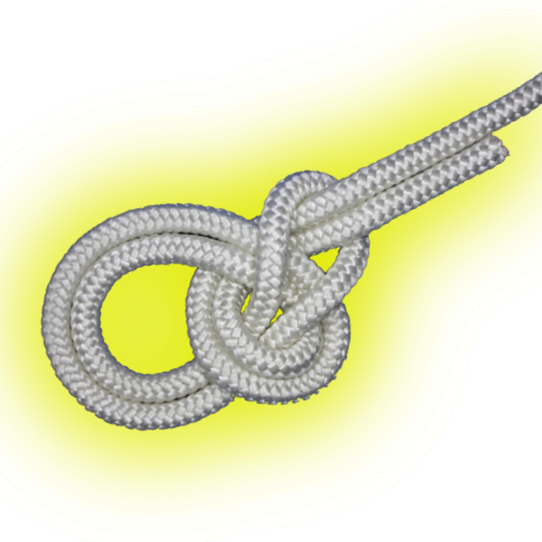 Polyesterseil Polyester Seil 12mm 30m Schwarz Geflochten PES Tauwerk Leine