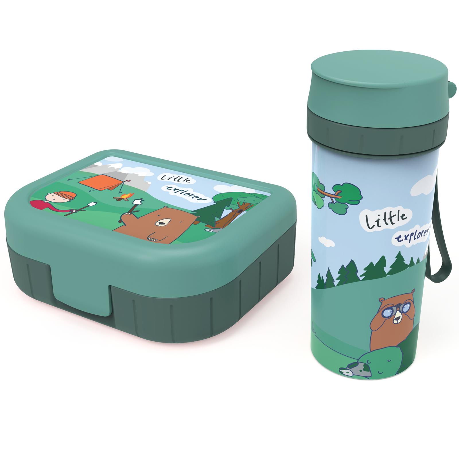 Set Box + Flasche MEMORY KIDS