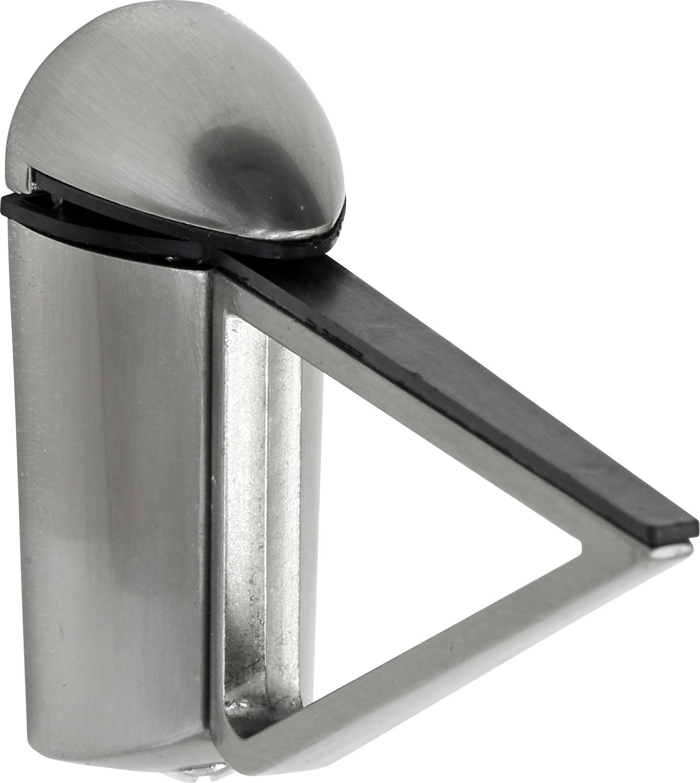 ib style® Glasregal 8mm Glasboden Set inkl Clips CUBE Wandregale Duschablage