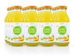 indi coco - 12 x 350 ml BIO-Kokossaft mit Mango