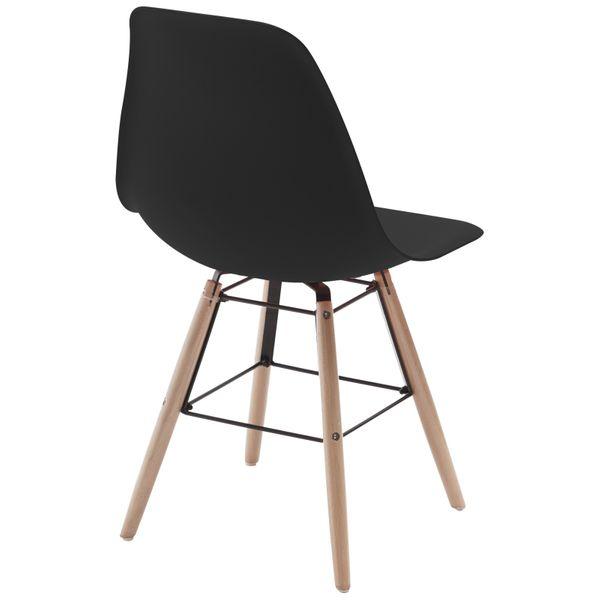 Retro Schalen-Stuhl Sitz Esszimmer-Stühle Plastik Vintage Sitzgruppe 2 4 Set – Bild 16