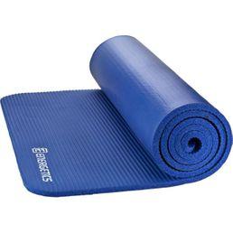 Energetics NBR 185x100 cm Fitnessmatte blau