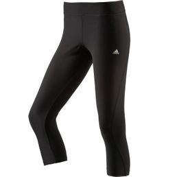 adidas Performance Damen ULT 34 Fitnesshose Sporthose Workout 3/4 Tight D89559 Black