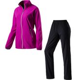 Energetics Denni + Dora Trainingsanzug Damen Sportanzug 174193 Violet/Black – Bild 1
