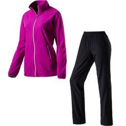 Energetics Denni + Dora Trainingsanzug Damen Sportanzug 174193 Violet/Black