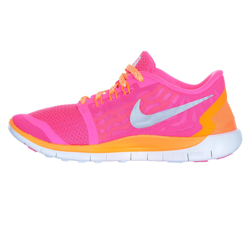 Nike Free 5.0 (GS) Federleichter Mädchen Laufschuh