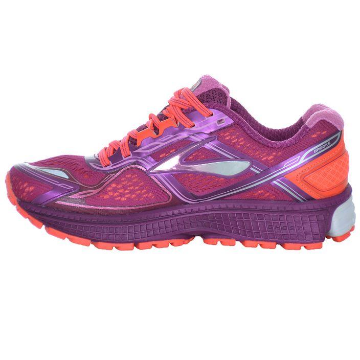 Brooks Damen Laufschuhe Ghost 8 Phlox/Phloxpink Women