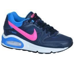 Nike AIR MAX Command GS Mädchen Sportschuhe Schuhe Kinder Obsidian