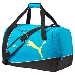 PUMA Sporttasche Evopower Medium Bag Football Tasche black/blue/safety yellow