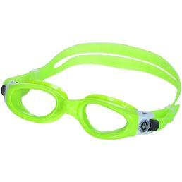 Aqua Sphere Kaiman Small Schwimmbrille Brille Lime Clear Lens