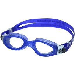Aqua Sphere Kaiman Lady Schwimmbrille Brille Violet Clear Lens