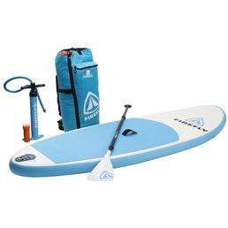 Firefly Stand Up Paddle Set 9' SUP Board Stand up Paddle Blau/Weiß