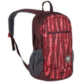 Chiemsee Techpack Two Backpack Rucksack Daypack Zebra Flower – Bild 1