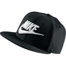 Nike Futura True Cap Mütze ONE SIZE Schirmmütze Unisex Schwarz
