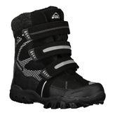 McKinley Drake II Kinder Schuhe Stiefel Winterschuhe Winterstiefel Black – Bild 2