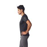 adidas Herren T-Shirt Response Short Sleeve Tee Men – Bild 2