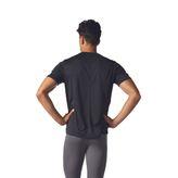 adidas Herren T-Shirt Response Short Sleeve Tee Men – Bild 3