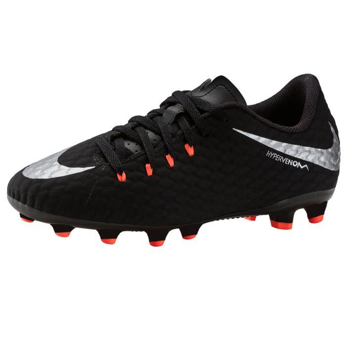 Nike Hypervenom Phelon III FG Jungen Fußballschuhe