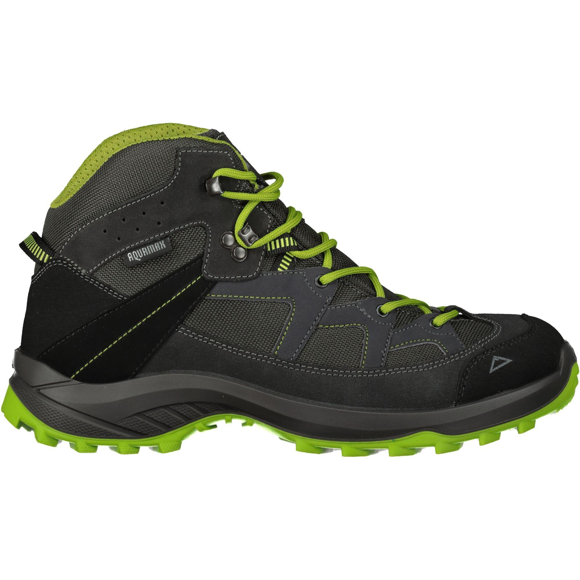 McKinley Herren Multifunktionsschuh Discover Mid AQX Trekkingschuhe Wanderschuhe Men Schuhe Wanderschuhe