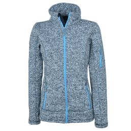 First B Damen Strickfleecejacke Shania