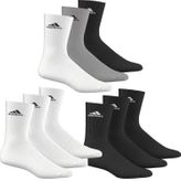 adidas Premium Pack Socken 6er 9er 12er 15er 18er versch. Farben – Bild 1