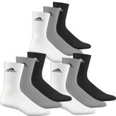 adidas Premium Pack Socken 6er 9er 12er 15er 18er versch. Farben – Bild 3