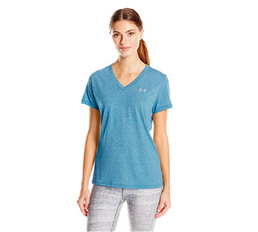 Under Armour Threadborne Trainingsshirt für Damen