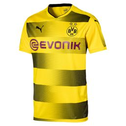 Puma BVB Home Replica Shirt Kinder Heimtrikot
