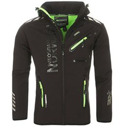 Geographical Norway Herren Softshelljacke Royaute