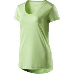 Energetics Gaminel Damen Fitnessshirt green light/melange
