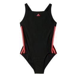 adidas Performance ESSENCE CORE 3S 1PC Y Mädchen Schwimmer Badeanzug BP5450