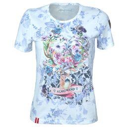 Almgwand Damen T-Shirt Sarsteinalm