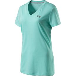 Under Armour Threadborne Damen Trainingsshirt tropical Tide