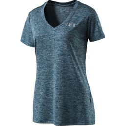 Under Armour Twist Tech Damen Sportshirt Tourmaline Teal