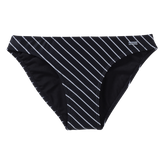 Etirel Melly Diagonal Bikinihose black 001