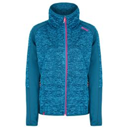 Regatta Laney V Damen Strickfleecejacke Reef Moroc