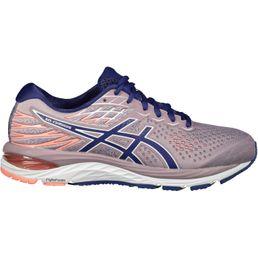 Asics Gel Cumulus 21 Laufschuhe Damen Running Schuhe Violet blush/dive blue