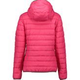 CMP Woman Jacket Reverse Fix Damen Winterjacke Wendejacke Arabica Granita – Bild 4