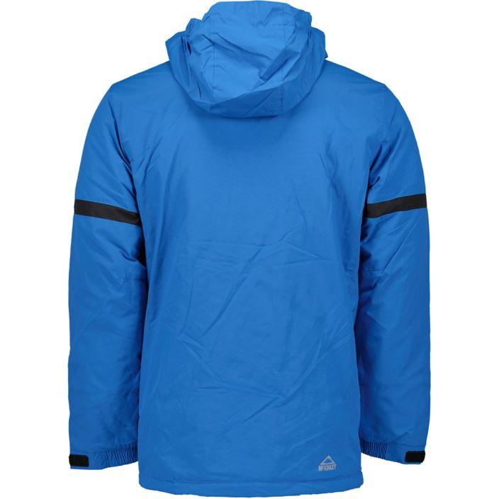 McKinley Jungen Skijacke Thibault Blue Royal/Red