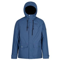 Regatta Syrus Herren Winterjacke dark denim