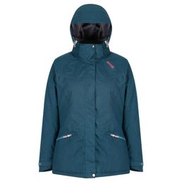 Regatta Highside III Damen Winterjacke moroccan blue