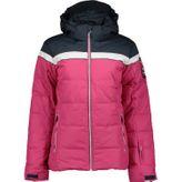 CMP Girl Jacket Snaps Hood Mädchen Skijacke strawberry – Bild 1