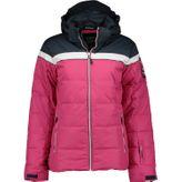 CMP Girl Jacket Snaps Hood Mädchen Skijacke strawberry – Bild 2