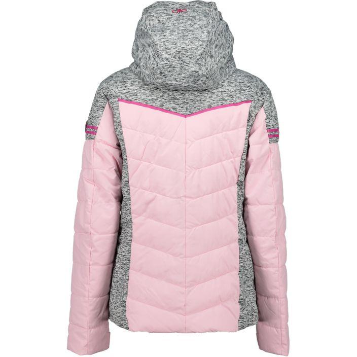 CMP Girl Jacket Snaps Hood Mädchen Skijacke rose