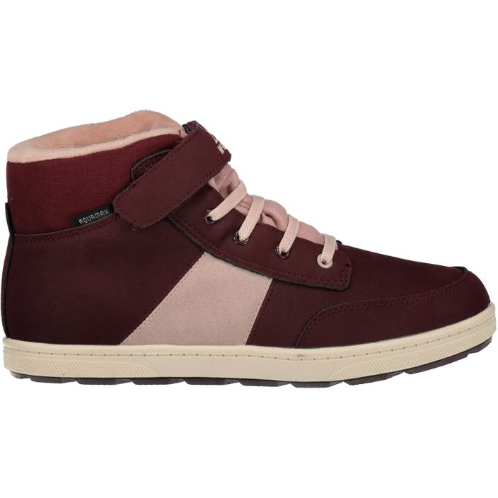 McKINLEY Nelly II AQX Mädchen Winterstiefel red wine/rose dark