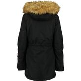 CNSRD Flora Damen Winter Kurzmantel moonless – Bild 2
