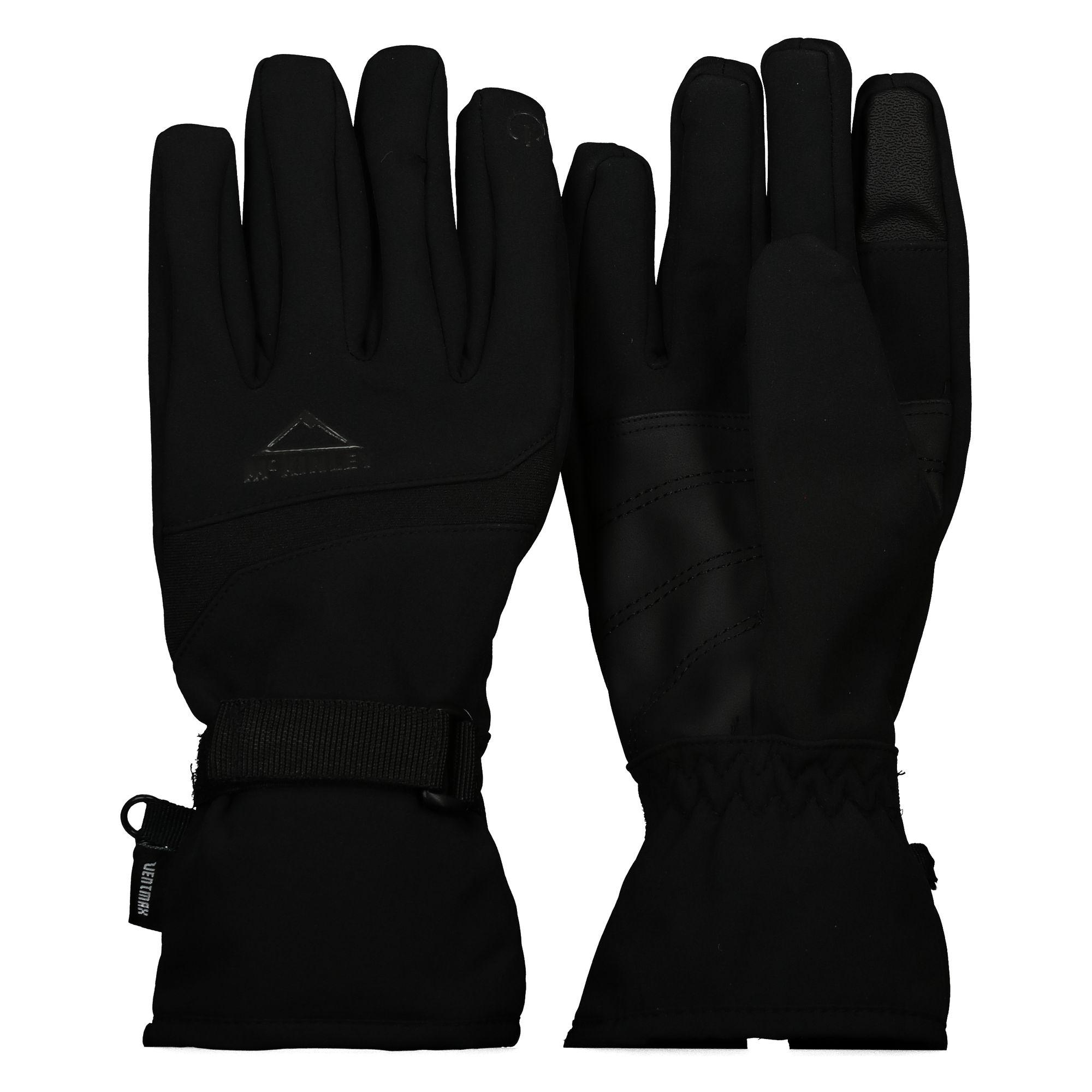 mckinley new rummer winterhandschuhe herren i tip black. Black Bedroom Furniture Sets. Home Design Ideas