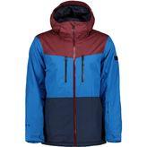 Firefly Braxton Skijacke Snowboardjacke Herren Red Wine/Blue – Bild 1
